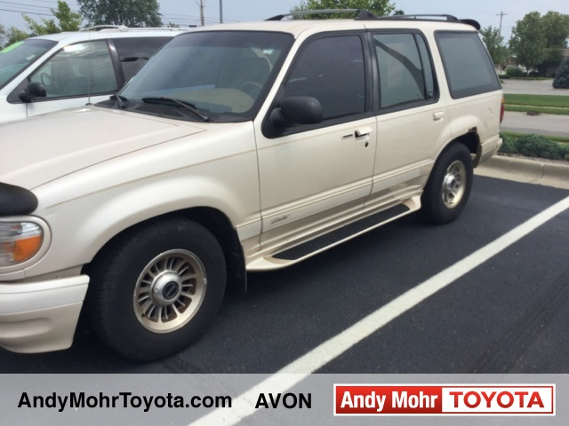 1996 Ford Explorer XL/XLT/Eddie Bauer/Limited