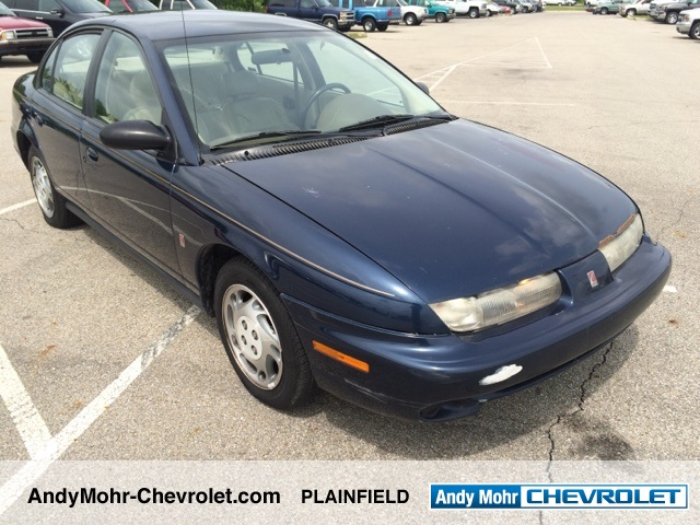 1997 Saturn SL2 Base